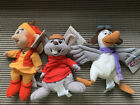 Disney Beanie Babies Lot. Rescuers Down Under. With Tags.