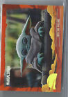 2020 Topps The Mandalorian Journey of the Child Trading Cards 14