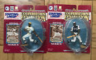 1996 Starting Lineup Cooperstown Collection Hank Aaron &  Roberto Clemente