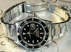 AWESOME VINTAGE ROLEX SUBMARINER EARLY 80's, 16800, GREAT CONDITN