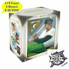 CHICAGO CUBS - 2019 Topps Gallery 4-Box 1 4 Monster Case Break #4! 8 Autos