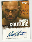 Randy Couture Cards, Rookie Cards and Autographed Memorabilia Guide 8