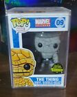 Funko Pop The Thing 09 Black And White Gemini Collectibles Exclusive