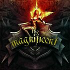 THE MAGNIFICENT ST + 1 JAPAN CD CIRCUS MAXIMUS LEVERAGE THUNDERSTONE RANDOM EYES