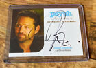 2013 Cryptozoic Psych Seasons 1-4 Autographs Don't Mess with Your Head 32