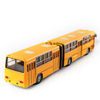 1 43 Scale Soviet IKarus 280 Double decker Bus Car Model Diecast Vehicle Toys