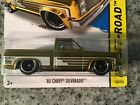 2014 Hot Wheels 83 Chevy Silverado Super Treasure Hunt VHTF