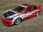 Hot Wheels Honda Civiv Si Street Tunerz 118 Scale Diecast 2000 Race Car Red