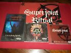 Superjoint Ritual Lot. Use Once And Destroy, A Lethal Dose. Plus DVD and poster.