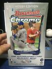 2012 Bowman Chrome Baseball Includes Game-Used Futures Game Hats 5