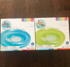Lot Of 2 Intex Sit n Lounge Inflatable Pool Float 47 Diameter for Ages 8+