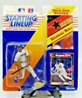 STARTING LINEUP MLB 1992 GEORGE BELL ACTION FIGURE AND CARD