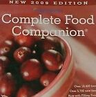 Weight Watchers Complete Food Companion 2009 Edition