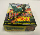 1988 Topps DINOSAURS ATTACK! Trading Card Box (48 packs)