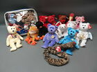 Lot 33 TY Beanie Babies (Some Teenie) 9th 10th Gen+others Sizzle Smitten Bride..