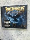 Ross The Boss Hailstorm CD Used 2010 Hype Sticker FREE Shipping