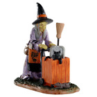 NWT! 2020 Lemax Spooky Town Shopping for Halloween Mini Village Halloween Decor