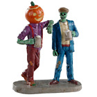 NEW! Lemax Spooky Town 'Jolly Jack' Beer Figurine Mini Halloween Village Decor