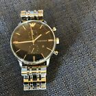 emporio armani watch AR 1648 with blue face