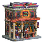 NEW! 2020 Lemax Spooky Town 'Zombie Jazz Cafe' Miniature Village Halloween Decor