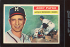 Andy Pafko Cards and Autograph Memorabilia Guide 22