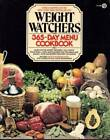 Weight Watchers 365 Day Menu Cookbook with 365 day meal plan