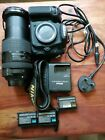 Lot 4 Parts NIKON D7000 Digital Camera 16.2MP & NIKKOR Lense 18-300mm ED DX VR