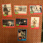 1977 Star Wars Vintage Trading Cards Red 101, 103, 104, 120, 132, 71;One Blue 42