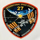 International Space Station Expedition 27 2010 2011 Decals 2 Irregular