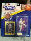 Nolan Ryan 1991 Starting Lineup SLU Sports Figure TEXAS RANGERS In Package