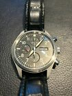 IWC Pilot's Watch Black Chronograph IW3717 - no box or papers
