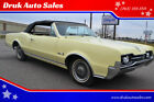 1967 Oldsmobile Cutlass S 1967 Olds Cutlass S Convertible AZ Car Factory A/C  GM