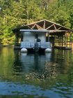 1984 PLAYBUOY 115 HP 40 FOOT HOUSE BOAT MODEL 4000 NO RESERVE