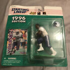 NIP Starting Lineup 1996 Marshall Faulk Indianapolis Colts Hall Of Famer