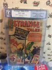 STRANGE TALES 123 PGX 45 1ST APP BEETLE The BIRTH of The BEETLE