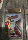 2003-04 Finest Refractor LeBron James ROOKIE RC 250 #133 BGS 9.5