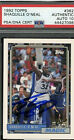 Shaquille O'Neal Cards, Rookie Cards and Autographed Memorabilia Guide 47