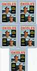 2013 Topps Heritage High Number Baseball Cards 23