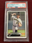 Gerrit Cole 2012 Topps Pro Debut Rookie Card RC PSA 9 Mint New York Yankees