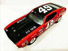 Bobby Allison MOTORMAX 49 Coca Cola 1970s Ford Mustang Custom Nascar Diecast