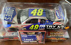 2002 Jimmie Johnson Rookie Power Pride CHROME CHASE Wind Tunnel car HOTO 1 1500