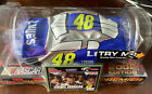 2002 Jimmie Johnson Rookie Lowes Rain Delay CHASE Wind Tunnel car HOTO 1 500