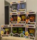 Funko POP! SIMPSONS 1st Wave Complete Set of Treehouse of Horror