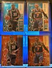 2012-13 Select WHITE HOT STARS Carmelo Anthony Kevin Durant 4 Card Lot