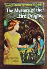 1st Edition Mystery of the Fire Dragon Nancy Drew