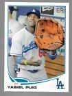 Yasiel Puig Signs Autograph Deal with Panini, Slated to Appear at 2013 National 22