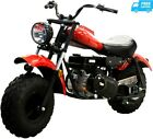 MASSIMO MB200 SUPERSIZED 200cc SUPERBIKE Gas Powered 19 Wide Fat Tires FreeShip