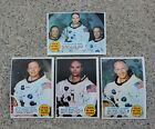 1969 Topps Man on the Moon Trading Cards 11