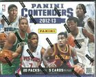 2012-13 Contenders Factory Sealed Basketball Hobby Box Kyrie Irving AUTO RC?