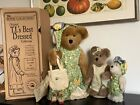 Boyds Bears QVC Limited Edition Mary Elizabeth, Becca, Ruth, Tilly & Quackers